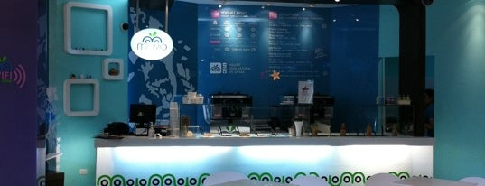 Moyo Frozen Yogurt is one of Monterrey.