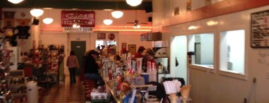 Rocky's Soda Shop is one of NC Trip.