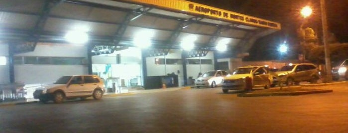 Aeroporto de Montes Claros /  Mário Ribeiro (MOC) is one of Aeroportos do Brasil.
