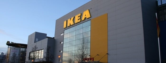 IKEA is one of Locais curtidos por Alice.