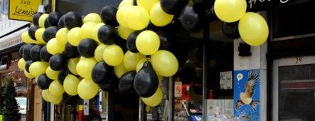 Cafe Lemon is one of Favourite Harringay Haunts.