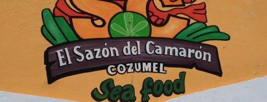 El Sazón del Camarón is one of Lieux qui ont plu à Yolis.