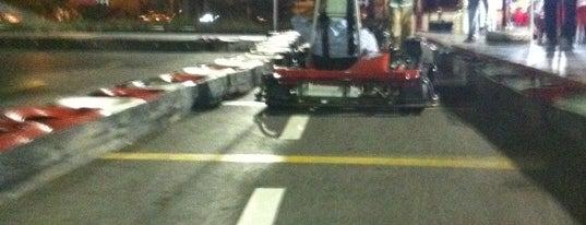 Aqualand karting is one of Mahmutさんのお気に入りスポット.
