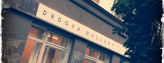 Drdova Gallery is one of Lieux qui ont plu à Sara.