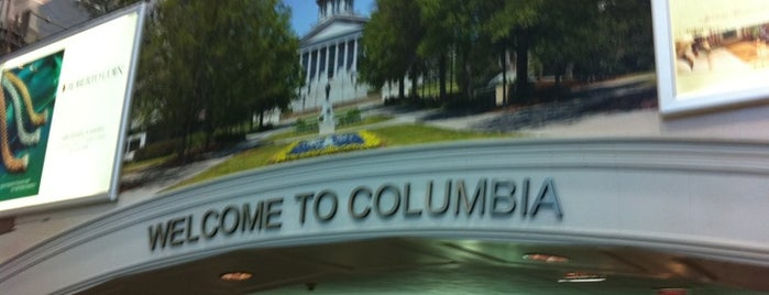 Columbia Metropolitan Airport (CAE) is one of Airports Visited.