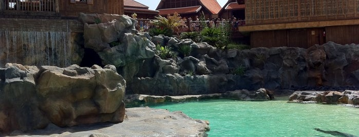 Siam Park is one of Top 10 favorites places in Candelaria, España.