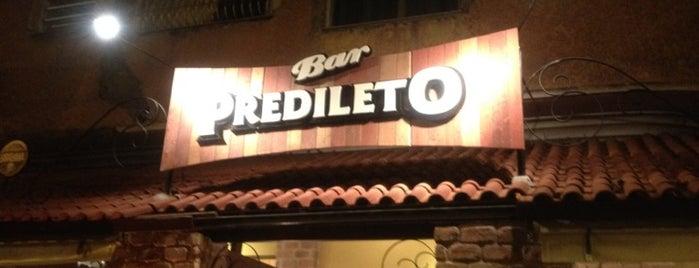 Bar Predileto is one of สถานที่ที่ Samantha ถูกใจ.