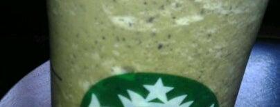 Starbucks is one of Sherry 님이 좋아한 장소.
