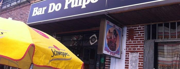 Bar Do Pulpo is one of Locais curtidos por Juan.