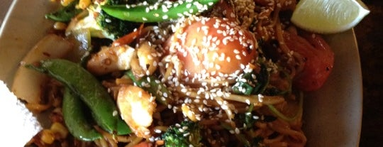Khan's Mongolian Barbeque is one of Gluten-Free Twin Cities.