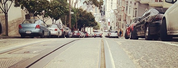 Nob Hill is one of 72 hours in San Francisco.