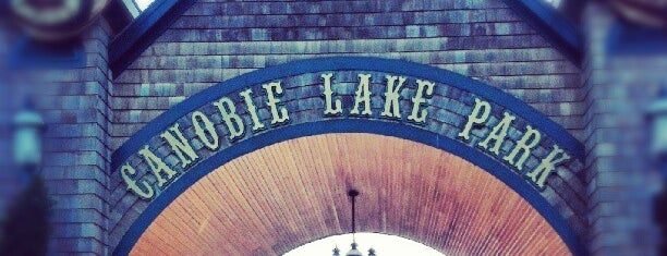 Canobie Lake Park is one of New Hampshire.