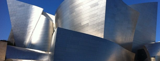 Walt Disney Concert Hall is one of Best Places to Check out in United States Pt 6.