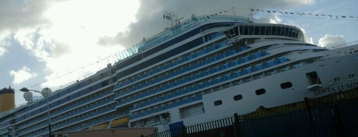 Costa Mediterranea, Point Of Pitre is one of Gaelleさんの保存済みスポット.