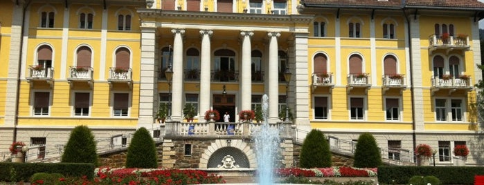 Imperial Grand Hotel is one of Vitanova Trentino Wellness Hotel&Resort.