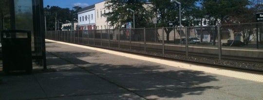 NJT - Ramsey Station (MBPJ) is one of New Jersey Transit Train Stations.