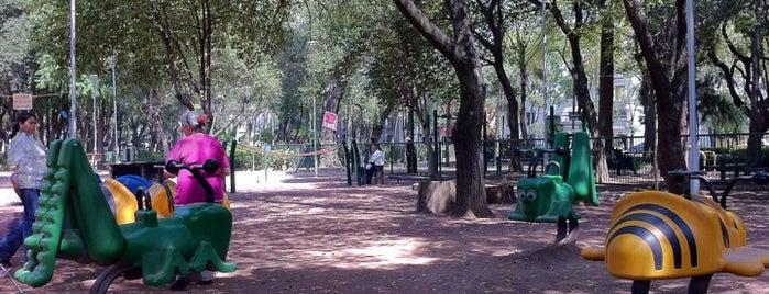 Parque España is one of Mis lugares en México DF.