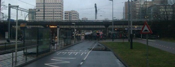 Tramhalte Parnassusweg is one of Alle tramhaltes van Amsterdam.