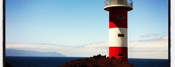 Faro de Teno is one of Tenerife.