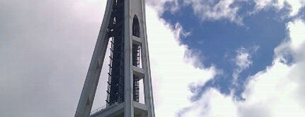 Space Needle is one of Places that are checked off my Bucket List!.