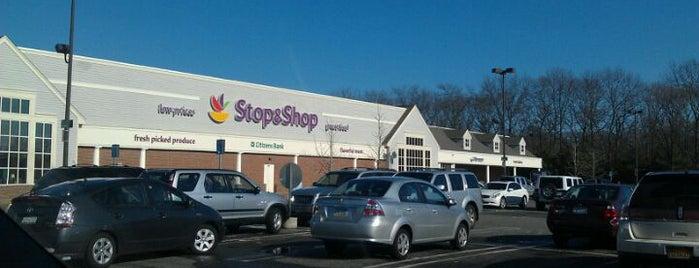 Super Stop & Shop is one of Lieux qui ont plu à Lynn.