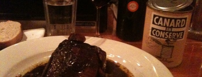 Au Pied de Cochon is one of Mmm Montreal.