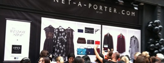NET-A-PORTER.COM is one of London.