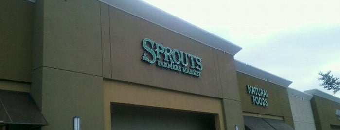Sprouts Farmers Market is one of HB Drive.
