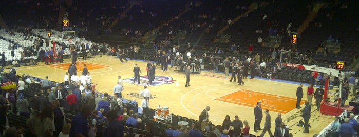Madison Square Garden is one of 903 and Counting.