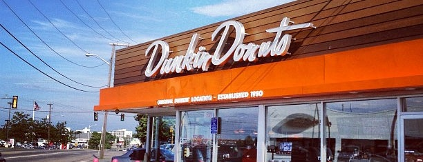 Dunkin' is one of Do Or Donut.