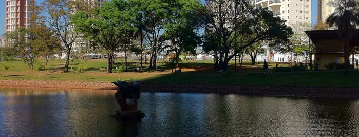 Parque Municipal Flamboyant is one of Goiania's Best Spots.