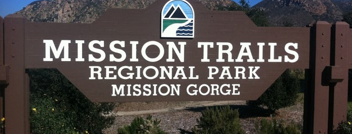Mission Gorge is one of outdoors.