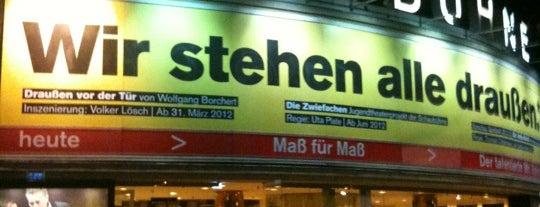 Schaubühne am Lehniner Platz is one of West Berlin Connection! Welcome!.