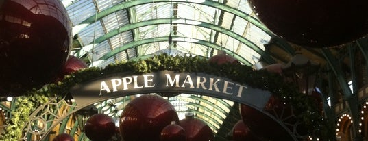 Covent Garden is one of Cool things to do in London.
