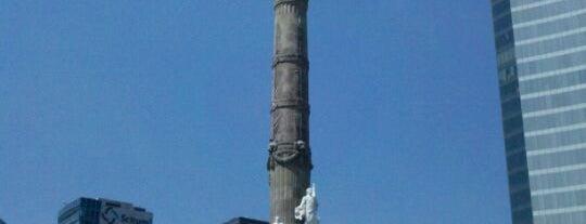 Monumento a la Independencia is one of Turismo en Ciudad de México.