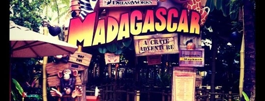 Madagascar: A Crate Adventure is one of To-Do in Singapore.
