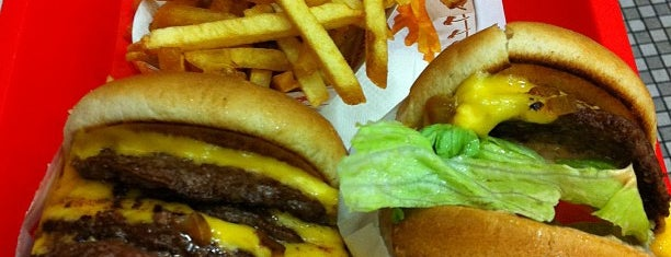 In-N-Out Burger is one of SF Burger Attack Plan.