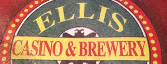 Ellis Island Casino & Brewery is one of Breweries or Bust 3.