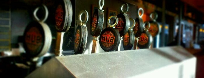 Hopworks Urban Brewery is one of Best Brewpubs of Portland.