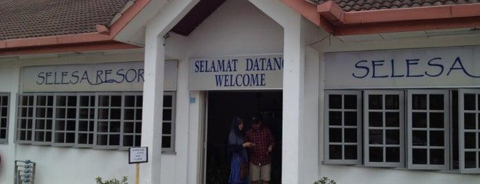 Selesa Resort is one of @Bentong, Pahang.