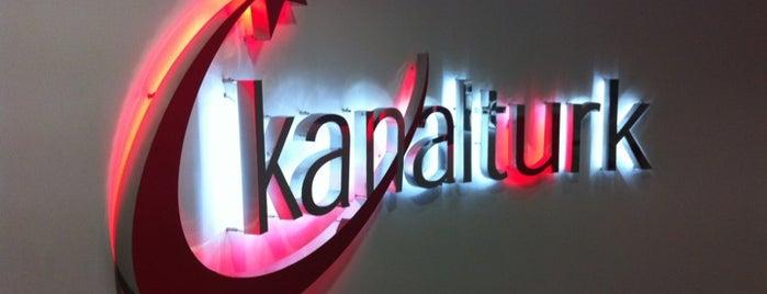 Kanalturk Radyo is one of alev.