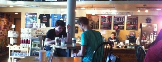 Dominican Joe Coffee Shop is one of My Favorite Coffee Shops.