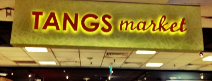Tangs is one of My Singapore Trip'12.