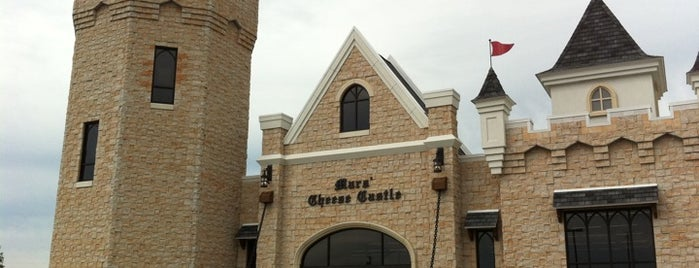 Mars Cheese Castle is one of Wisconsin.