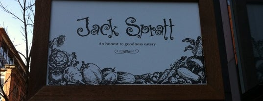 Jack Spratt is one of Burgers in Manchester.
