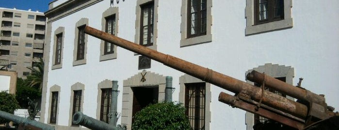Museo Militar de Almeida is one of Turismo por Tenerife.