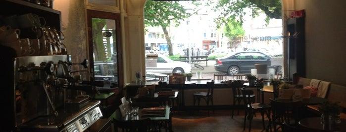 cafe madeleine is one of Den Haag Scheveningen.