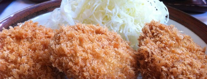 Tonkatsu Maisen is one of Bons Plans Tokyo.