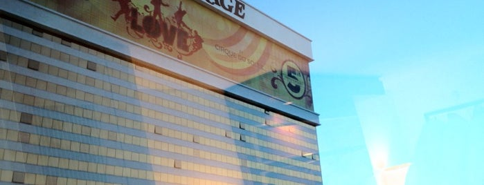The Mirage Hotel & Casino is one of Places I've been.