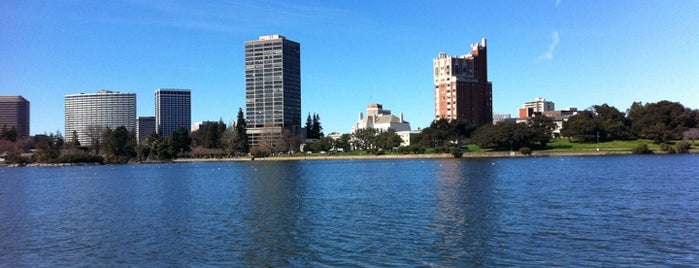 Lake Merritt is one of Must-visit Great Outdoors in Oakland.
